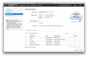 Subversion Backups to the Cloud