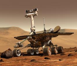 NASA Mars Rover Amazon Cloud