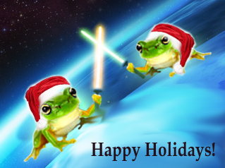Happy Holidays from Codesion