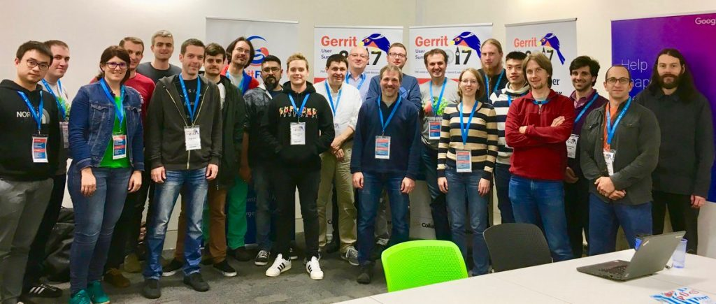 Gerrit Hackathon London 2017