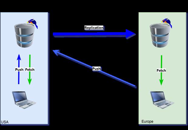 replication mechanism