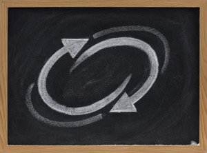 cycle, loop or feedback concept