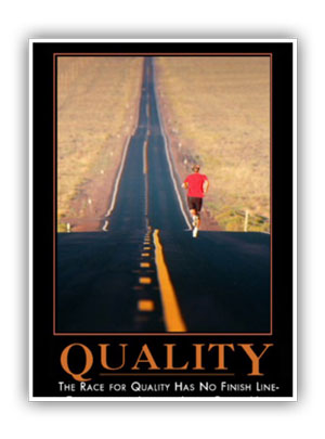 agile quality poster
