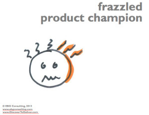 blog frazzled product champion