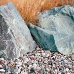 Big to Little Rocks