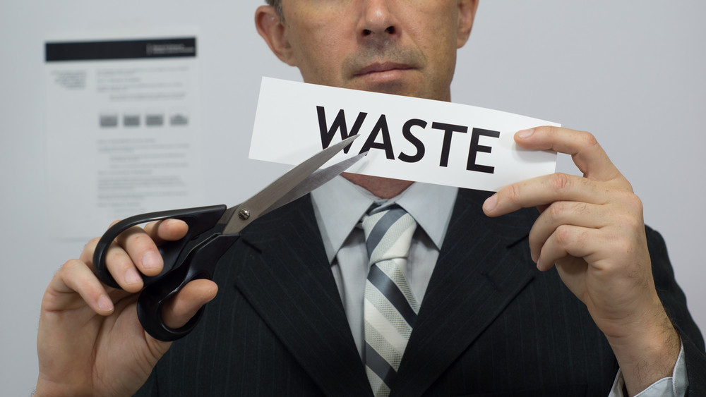 A huge DevOps benefit - cut waste in your delivery process!