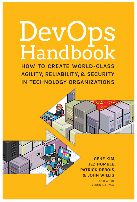 Gene Kim's The DevOps Handbook