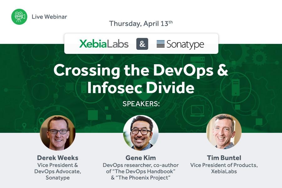 Crossing the DevOps & Infosec Divide - DevSecOps