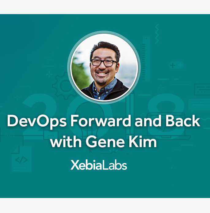 DevOps Forward and Back webinar with Gene Kim