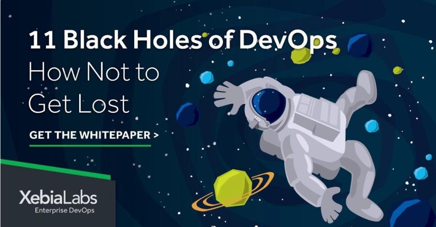 DevOps black holes