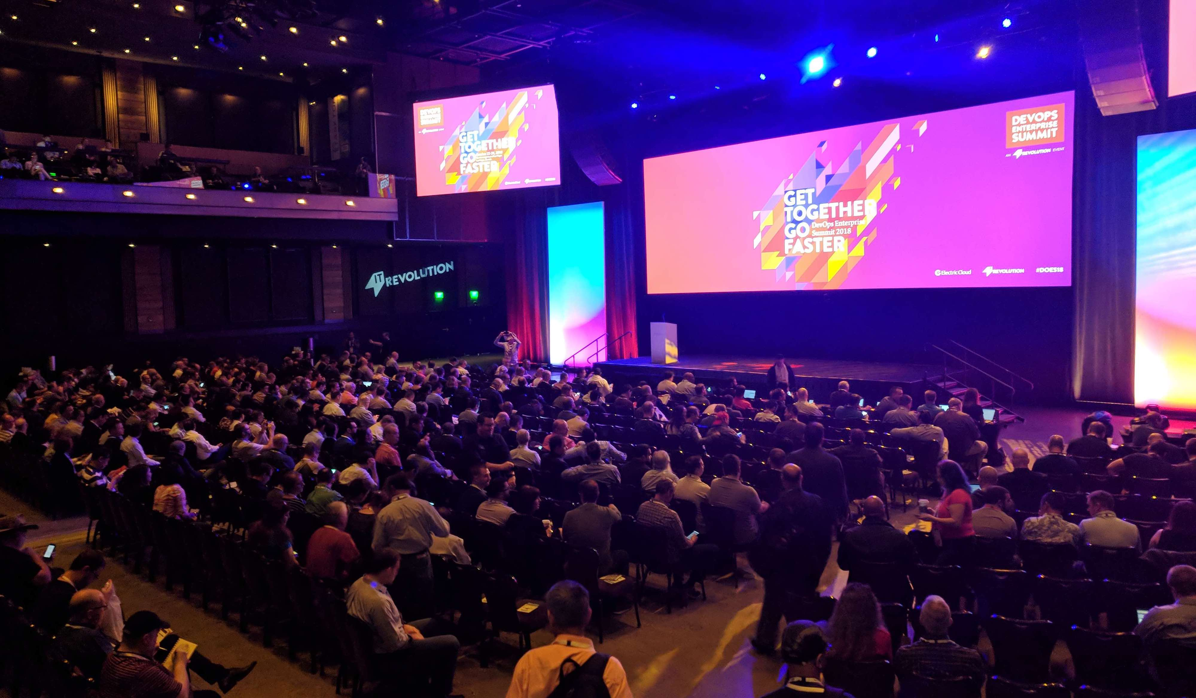 DevOps Enterprise Summit