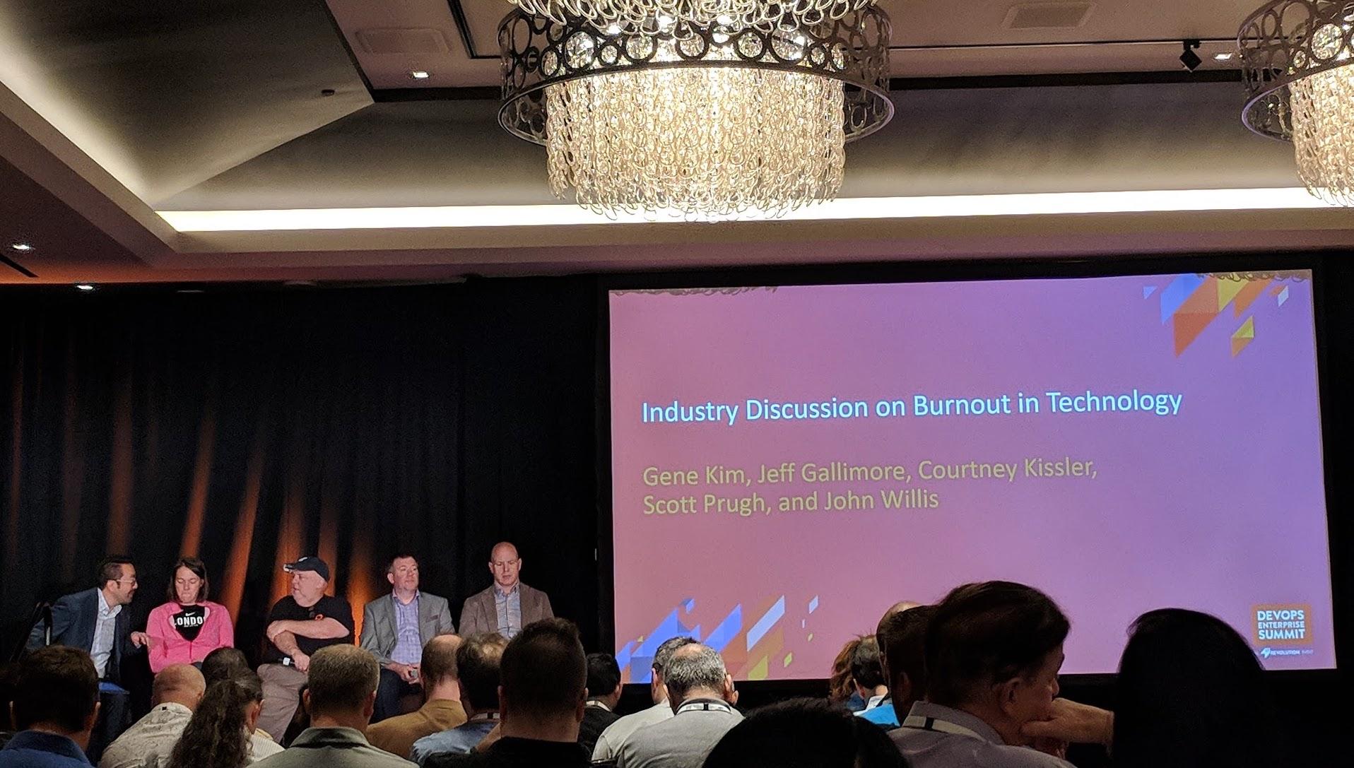 DevOps Enterprise Summit 2018