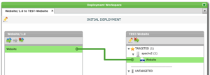 Deployment of Website/1.0 to Puppet-provisioned webserver