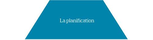 La planification