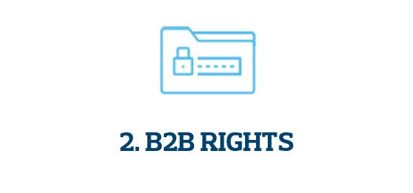 B2B Rights