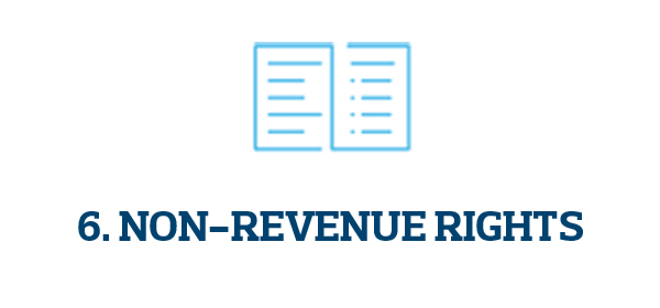 Non-Revenue Rights