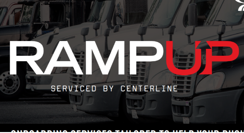 Announcing: RampUp, Serviced by Centerline