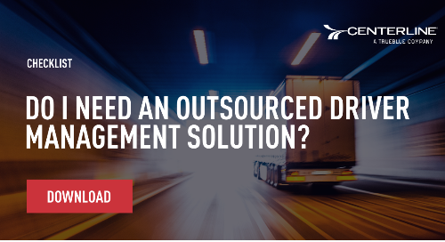 [Checklist] Do I Need an Outsourced Driver Management Solution?