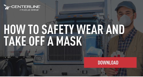 How to Safety Wear and Take Off A Mask