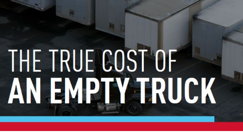 Cost of an Empty Truck Info Sheet