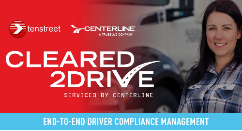 Introducing: Cleared2Drive serviced by Centerline