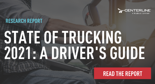 State of Trucking 2021: A driver's guide