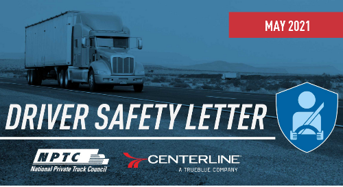 NPTC Safety Article - May 2021 - Distracted Driving