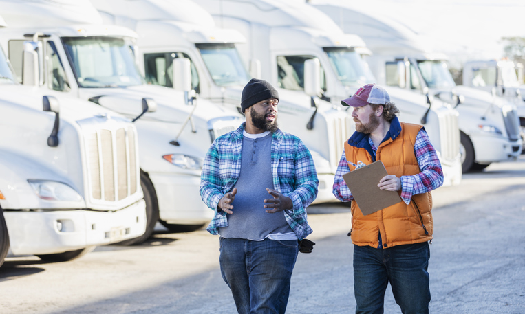 Building relationships after hiring is key to retaining drivers