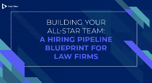 A Hiring Pipeline Blueprint for Law Firms