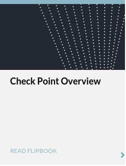 Check Point Overview