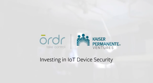 Kaiser Permanente Ventures: Investing in IoT Device Security