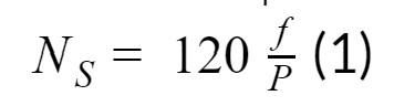 NS= 120 fP(1)