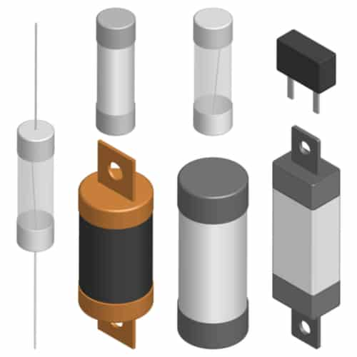 Fuses of different shapes