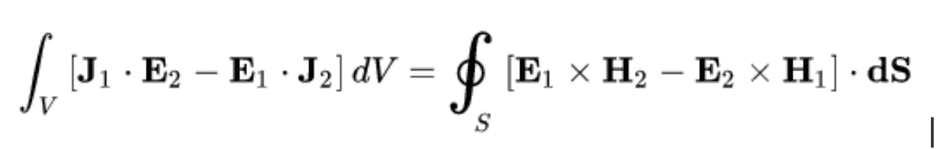 Lorentz reciprocity and electromagnetic nonreciprocity equation