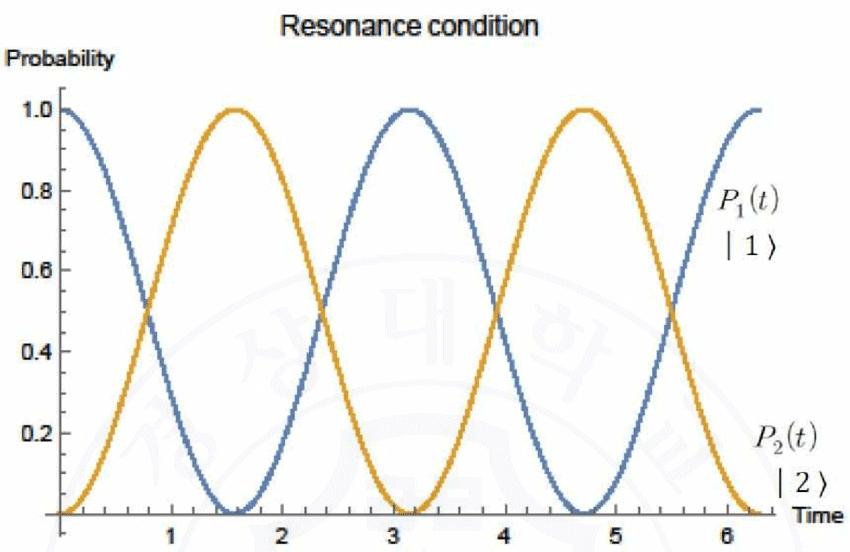 Rabi oscillations
