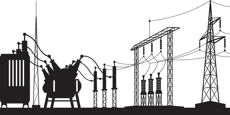 A power system, including switchgear