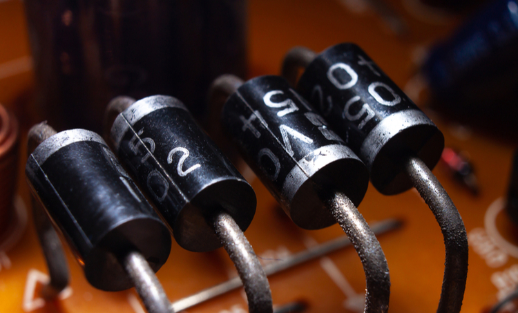 Image of a diode