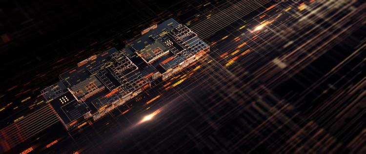 Data transmission line
