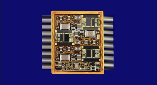 Monolithic and hybrid microwave integrated circuits