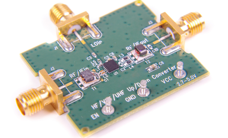 LNA RF receiver front end