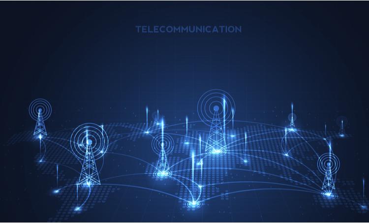 Telecommunications signal transmitter