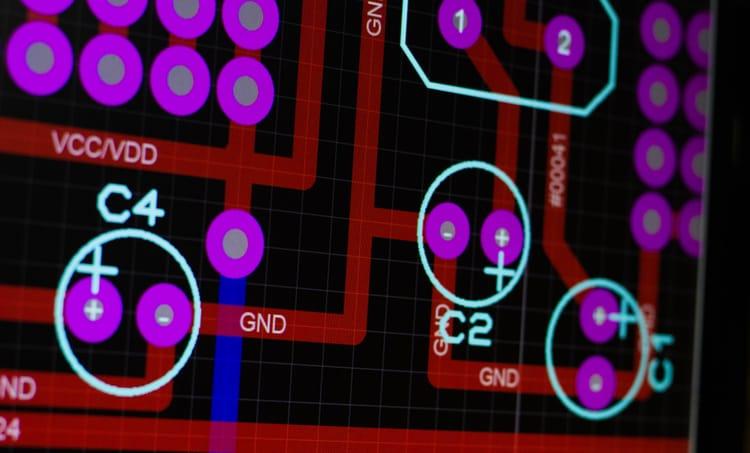 Circuit simulation using a simulation tool