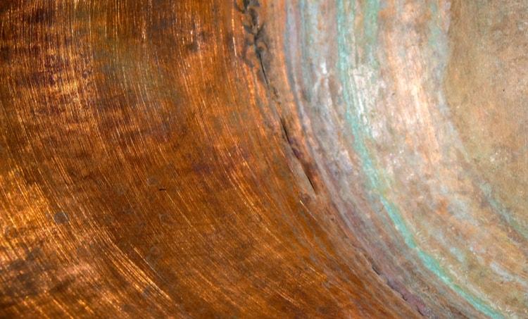 Rough copper impedance