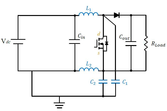CM impedance balancing circuit
