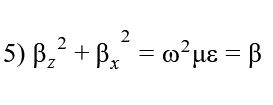 dispersion relation can be given as