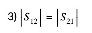 3)S12=S21