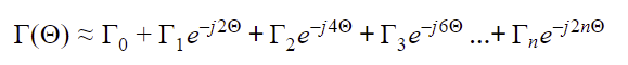 ()0+1e-j2+2e-j4+3e-j6…+ne-j2n