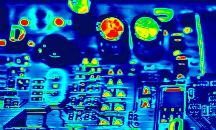 PCB thermal stress analysis
