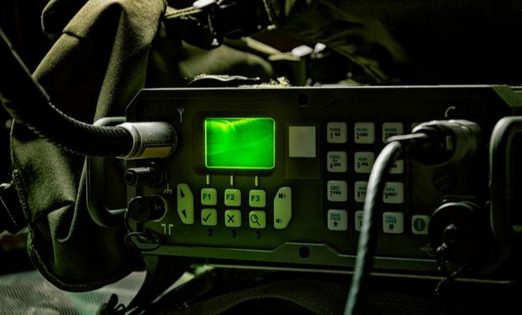 Military radio