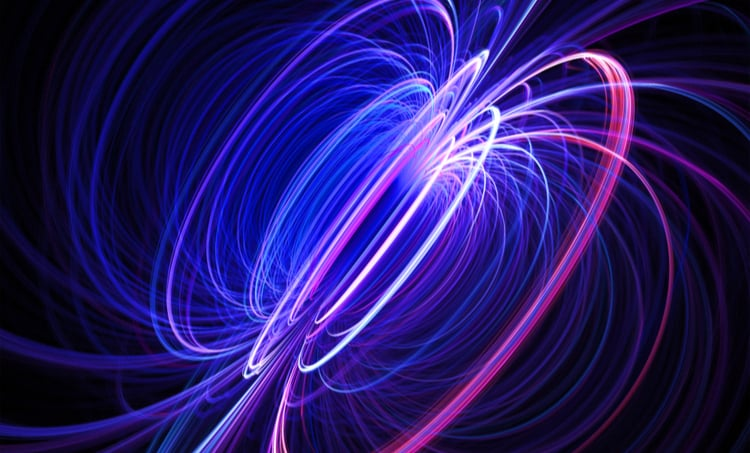 Electromagnetic graphic